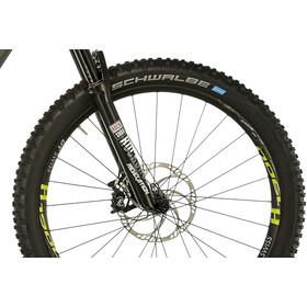 HAIBIKE SDURO FullSeven 9.0 - Bicicleta eléctrica - amarillo/gris